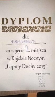 dyplom duchy