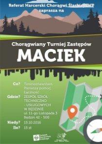 plakat Maciek 212x300