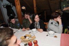 2014-12-19 Wigilijka kadry hufca w Czyżowicach_13
