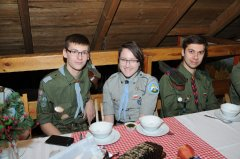 2014-12-19 Wigilijka kadry hufca w Czyżowicach_5