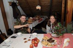 2014-12-19 Wigilijka kadry hufca w Czyżowicach_9